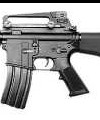 KWA M16 Battle Rifle (New Production Model w/ new 9mm gearbox)