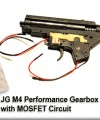 JG Complete Gearbox w/ MOSFET - Front Wired