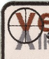 Venture Airsoft Velcro / Iron On Embroidered Patch