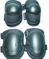 Knee and Elbow Pad Set -  Black or Woodland
