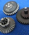 SHS CNC Steel Gearset for AEG - Ver. 2/3